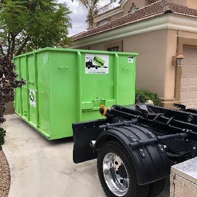 Bin There Dump That Delivering Dumpster Rental in